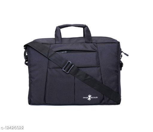 OFFICE MESSENGER BAG BLACK