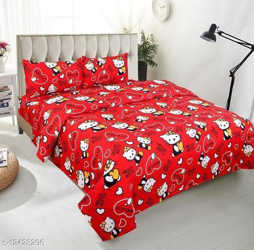 Beautiful Double Queen Bedsheet