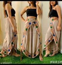 Hippi dhoti pants for women& girls