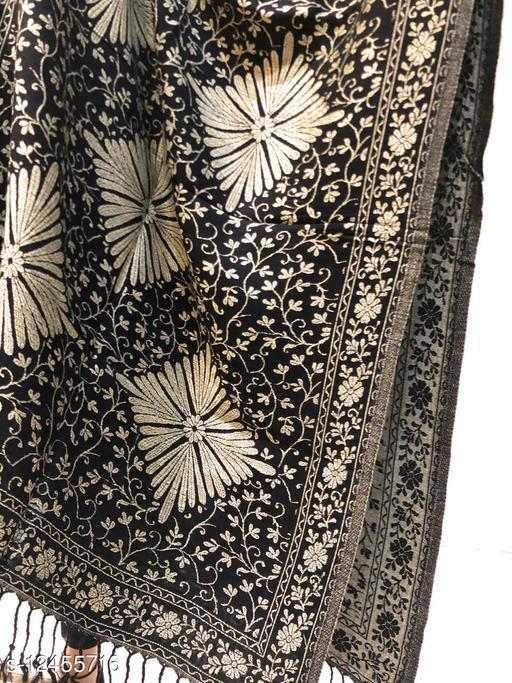 women Designer Woven Stole