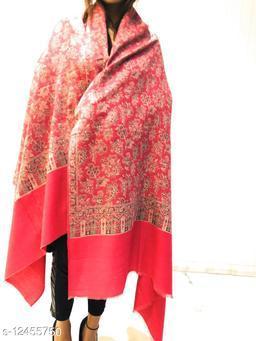 Women Kashmiri Jaamdani jaal shawl