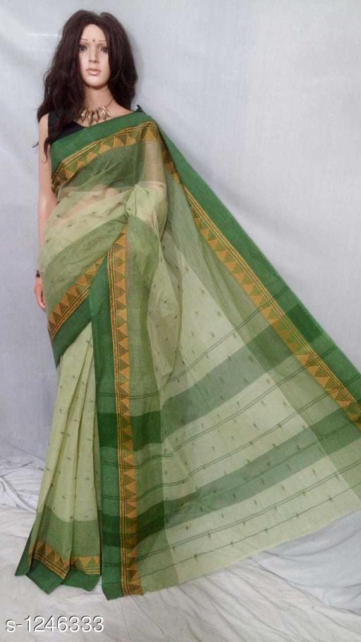 Stylish Cotton  Saree