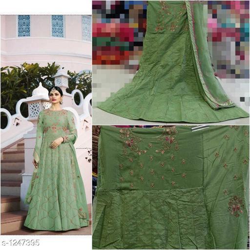 Elegant Georgette Suits & Dress Material