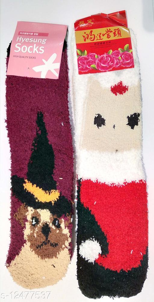 Trandy Women Winter Socks