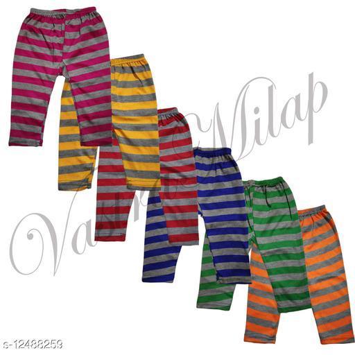 Kids Unisex Warm Pants (Pack of 6)