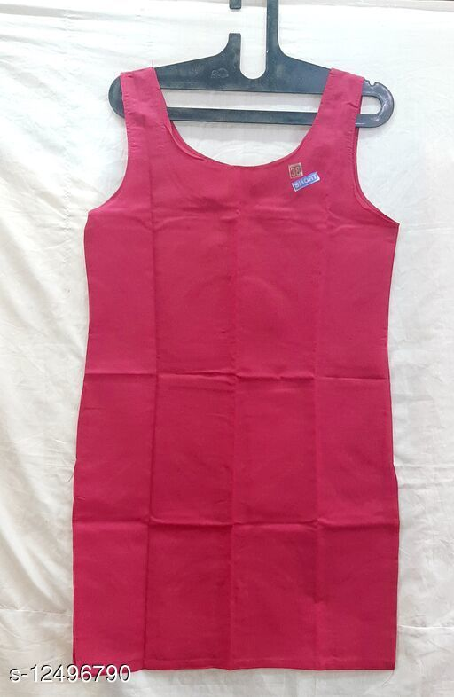 Cotton short length camisole (inner)