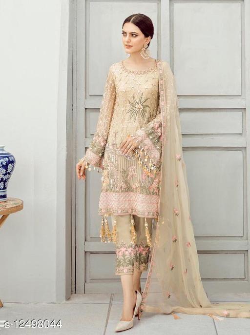 Abhisarika Alluring Semi-Stitched Suits