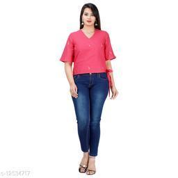 Vrutikaa Fashion - western Wear Comfortable Tops