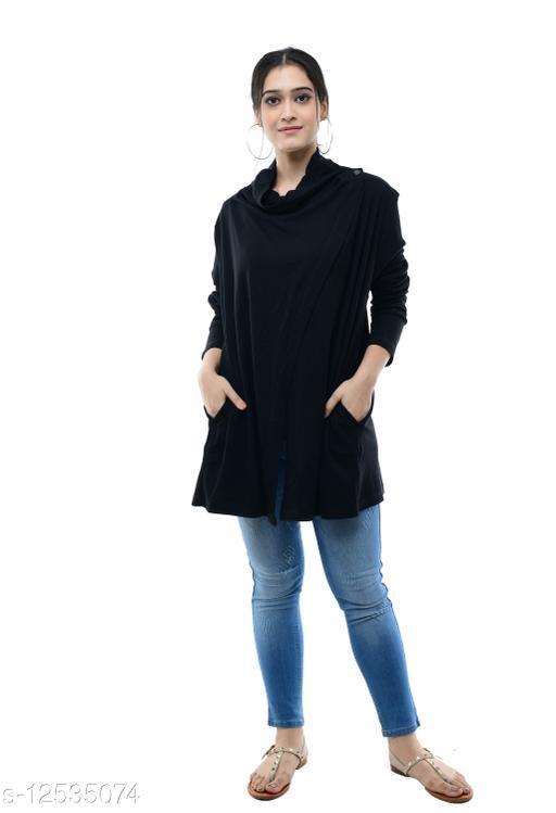 Trendy Ravishing Women Jackets & Waistcoat
