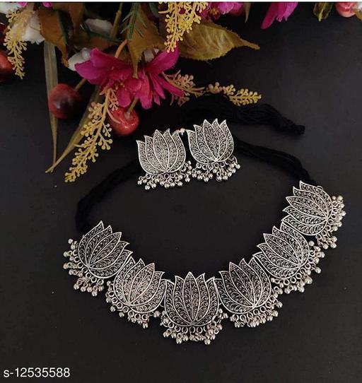 Stylish Women's  Alloy Jewellery Set