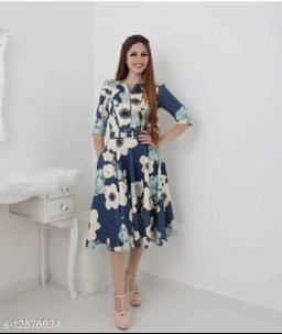 Fancy Feminine Women Dresses