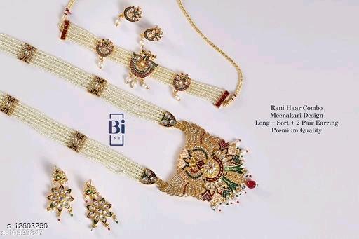 allure chic jewellery set