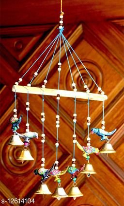 Handcrafted Rajasthani Colored Design Wall Hanging Decorative Showpiece