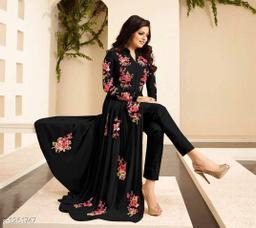 Faux Georgette Suits & Dress Material