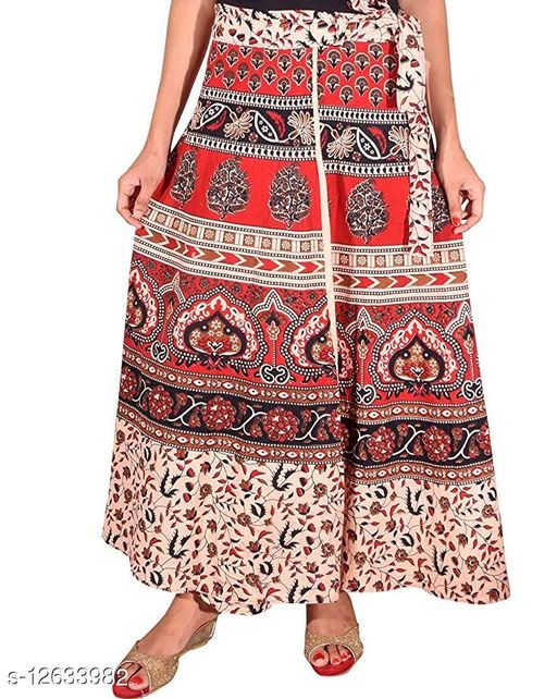 Abhisarika Fashionable Women Ethnic Skirts