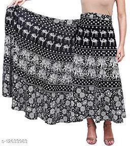 Jivika Fashionable Women Ethnic Skirts