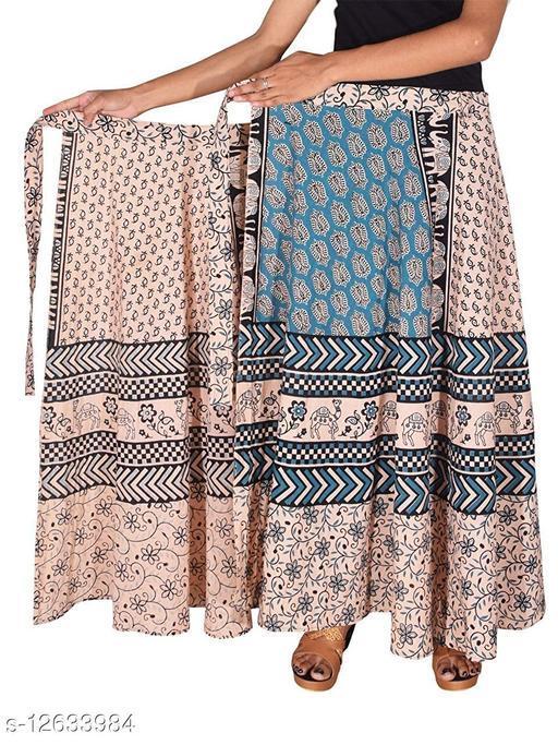 Aagam Fabulous Women Ethnic Skirts