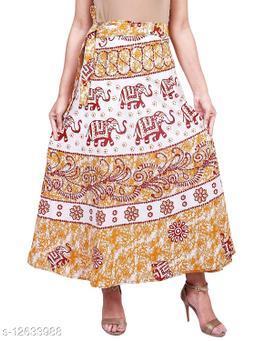 Adrika Graceful Women Ethnic Skirts