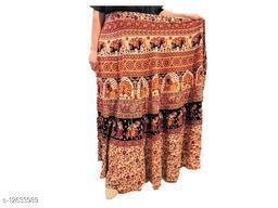 Jivika Drishya Women Ethnic Skirts