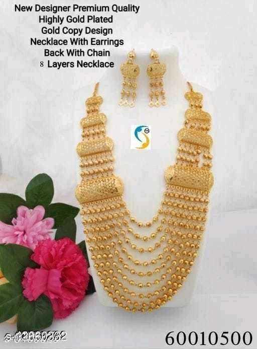 Elite beatiful women's necklace set