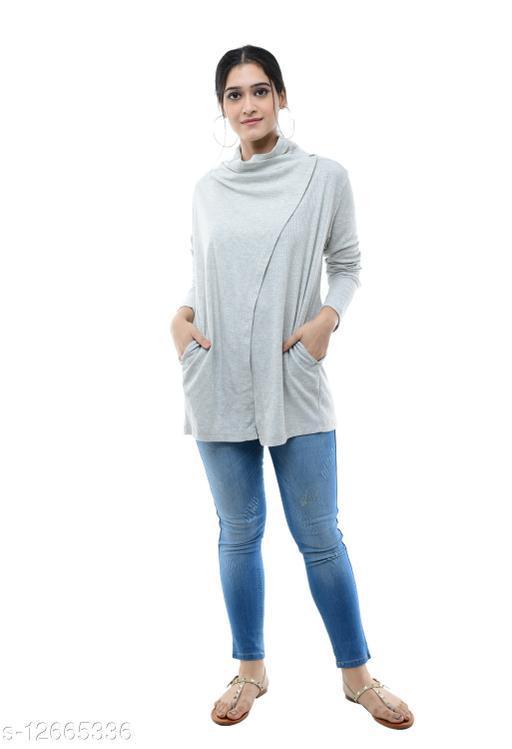 Comfy Partywear Women Jackets & Waistcoat