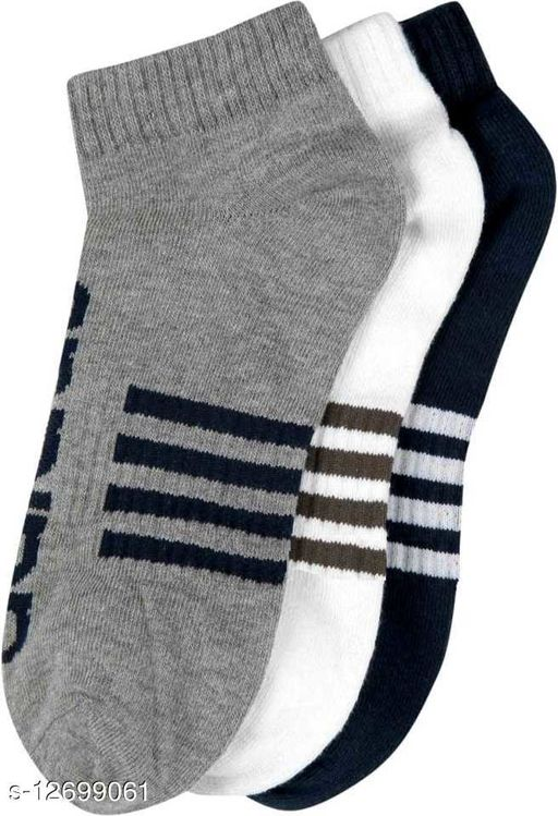 Ankle Premum Branded Sport Socks (Pack of 9)