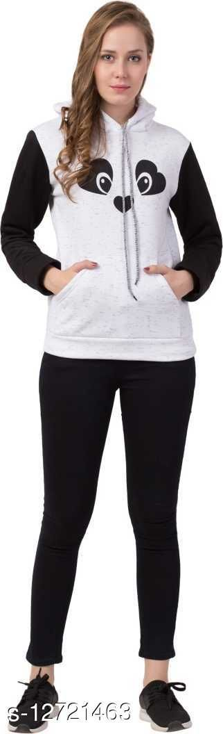 Vesture Forge Trendt Stylish Hoodie For Women