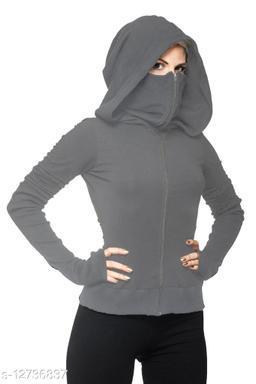 Urbane Feminine Women Sweatshirts