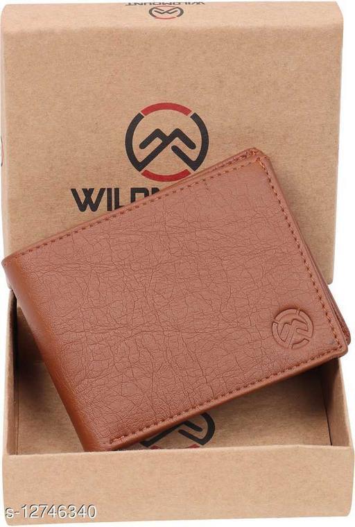 Stylish Men's Brown Wallet