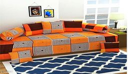 Graceful Stylish Diwan Sets