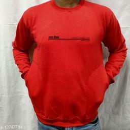 Trendy Sensational Men Sweatshirts
