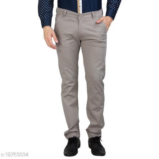 Men's Western Wear Strechable Fashionable Casual Trousers