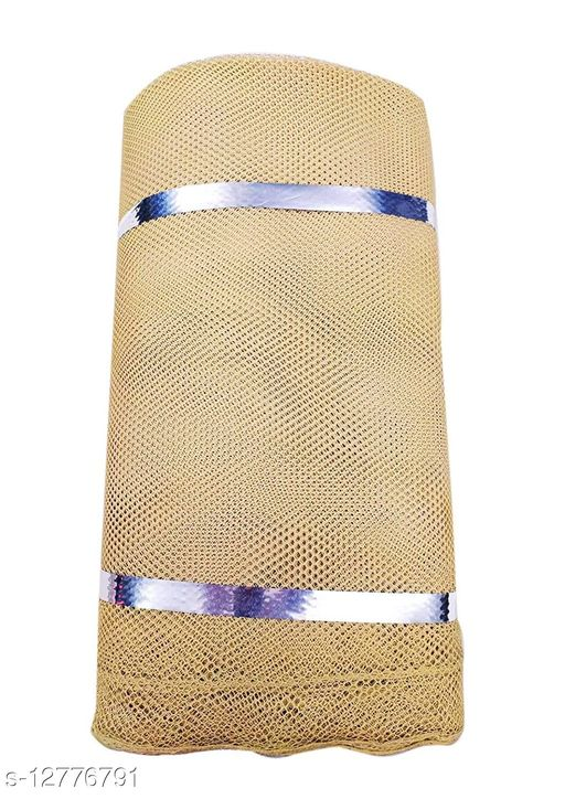 5 Meter Big hole Cancan Net fabric material ideal for using under lehengas/skirts