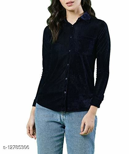 top and shirt Pack of 1 Color Blue