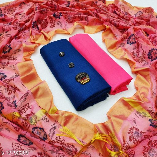Charvi Alluring Semi-Stitched Suits