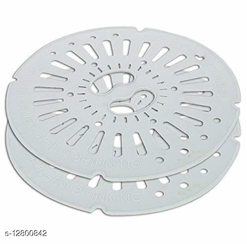 2 Pcs Top Load Semi Automatic Washing Machine Spin Cover/Spinner/Dryer Safety Cap