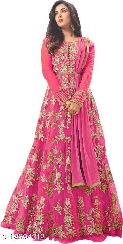Trendy Voguish Women Salwar