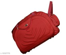 Stylish Men's Red Duffel Bags
