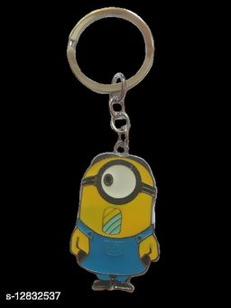 Minion Cartoon Multi-Purpose key chain for car,bike,cycle and home keys