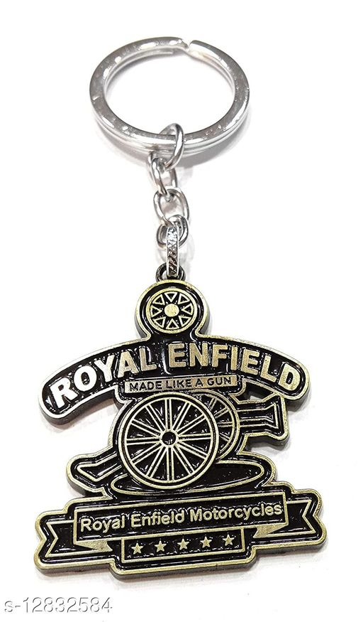 Royal Enfield Bike Leather Key Chain & Key Holder