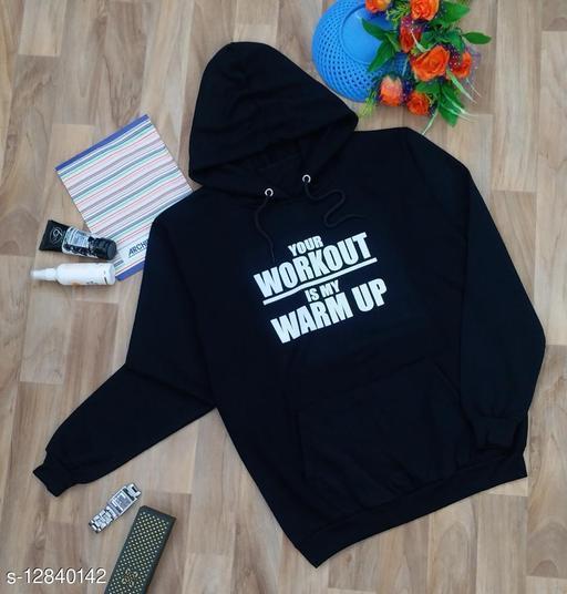 High quality woolen printed Hoodi for Woman