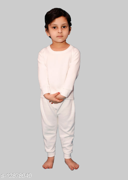 Latest Casual Kids Girls Thermals