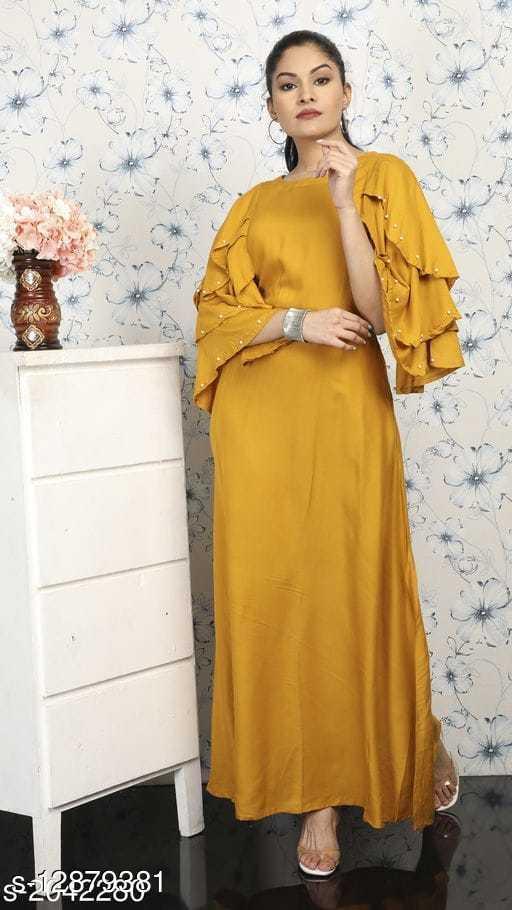 Vedika Alluring Women Gowns