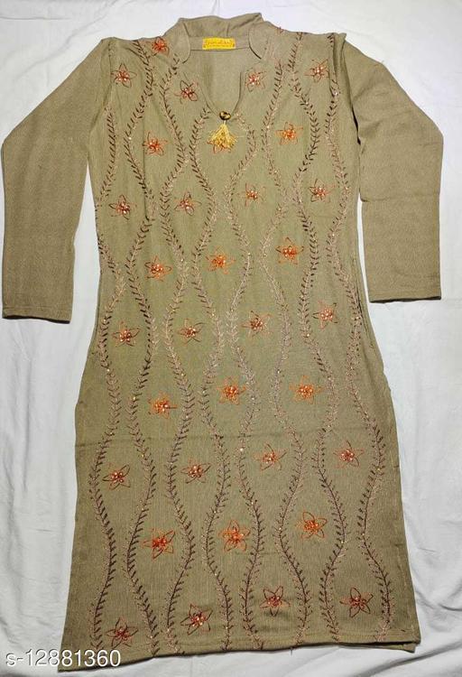 Jema Women's Woolen Kurti