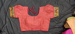 Stylish  Designer South Style  Lace Work Blouse