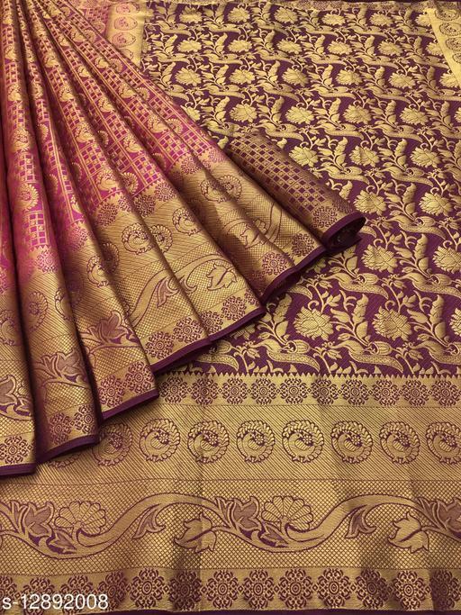New Banarasi silk Wedding Collection saree