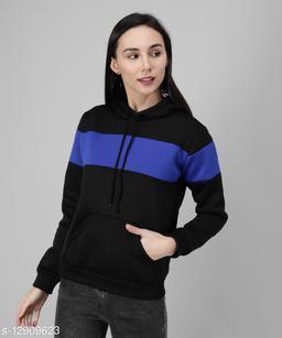 Classic Women Multi Color Hoodie