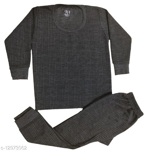 NI Kids Unisex Thermal/ Winter Wear/ Warmer Set