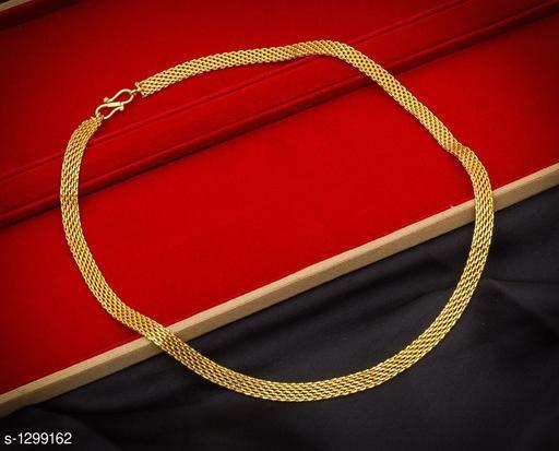 Unique Gold Plated Chain