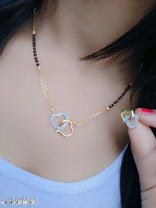 Fusion Dailysious Mangalsutra For Woman